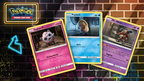 A First Look at Pokémon TCG: Detective Pikachu Cards