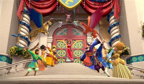 Fit To Be Queen Song Lyrics Coronation Day Elena Of Avalor