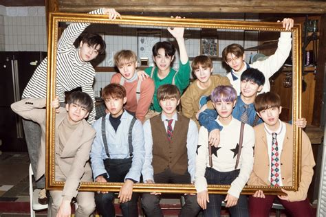 Wanna One Comes Back Stronger For Second Album, Realizing