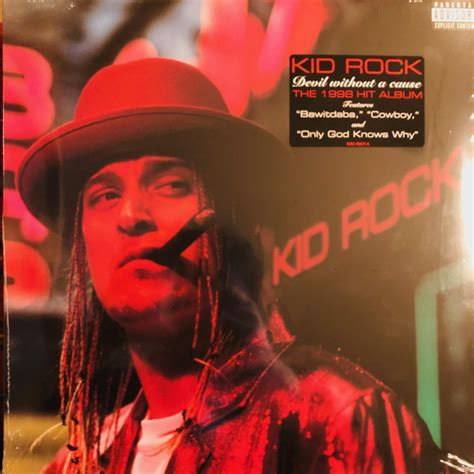 Kid Rock - Devil Without A Cause (2015, Vinyl)   Discogs