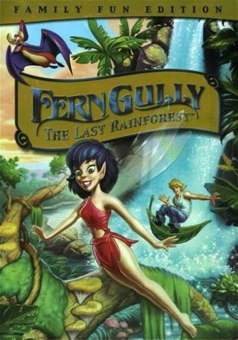 Watch FernGully: The Last Rainforest 1992 full movie