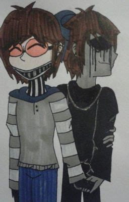It's Okay To Have Scars (Ticci Toby Toby x Eyeless Jack