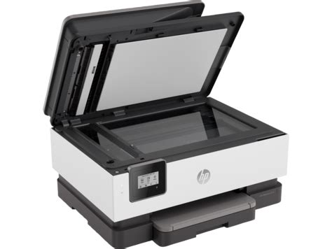 HP OfficeJet 8010 All-in-One Printer series Software and