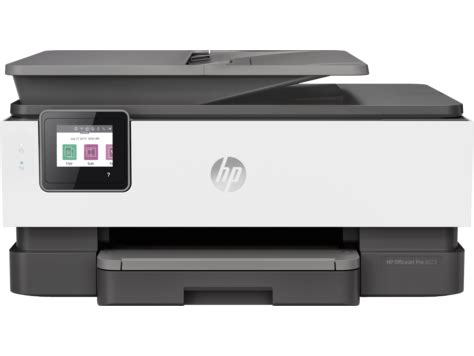 HP OfficeJet Pro 8023 All-in-One Printer Software and