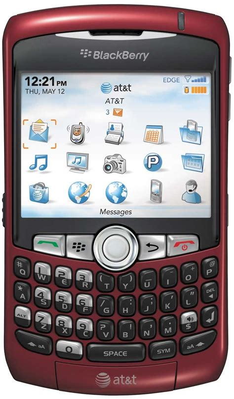 BlackBerry Curve 8310 specs, review, release date - PhonesData