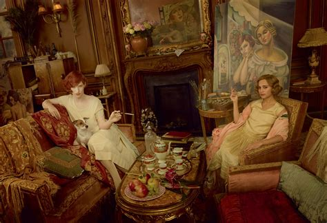 The Real Story Behind the Paintings in The Danish Girl | Vogue