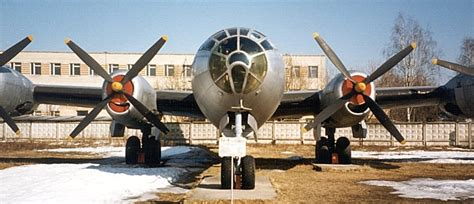 Tu-4 BULL - Russian and Soviet Nuclear Forces