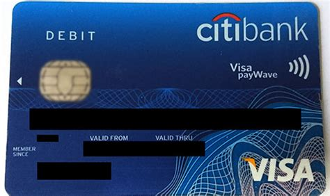 Review: Citibank Plus Mastercard Debit Card No Foreign