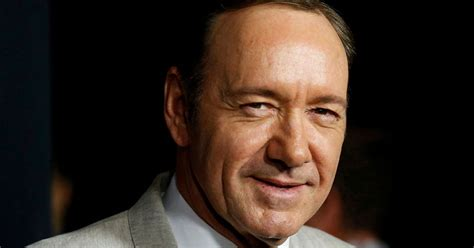 Kevin Spacey UK charity shut down in wake of sexual