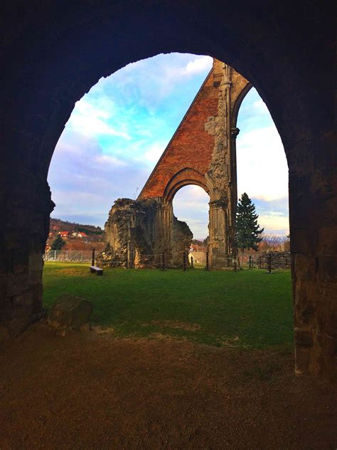 Day Trips from Budapest: Church Ruins in Zsámbék