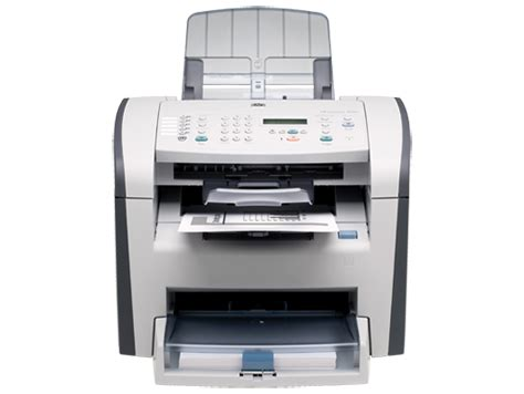HP LaserJet 3050 All-in-One Printer Software and Driver