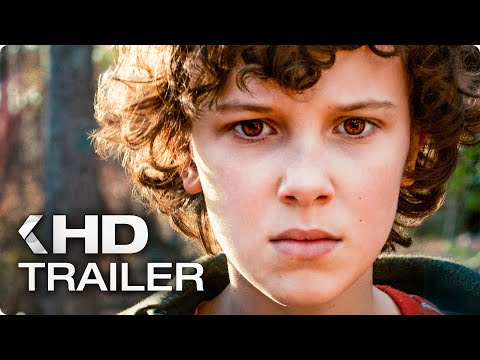 First Glimpse At Eleven's New Look In Stranger Things