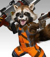 Rocket Raccoon Voice - Guardians of the Galaxy franchise