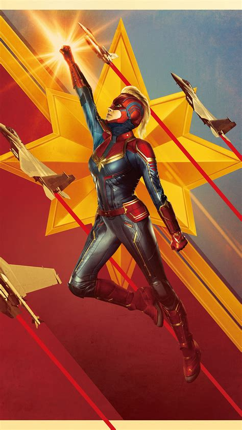 Captain Marvel 4K 2019 Wallpapers   HD Wallpapers   ID #27568