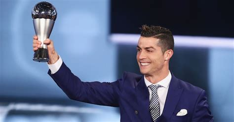 Cristiano Ronaldo leads FIFA Best nominees for player of
