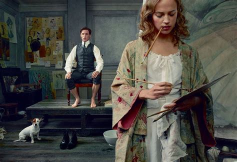 The Real Story Behind the Paintings in The Danish Girl - Vogue